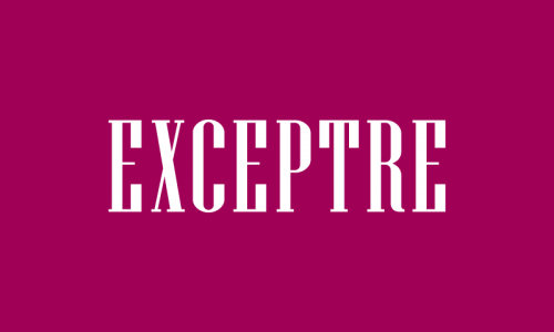 Exceptre - Retail business name for sale