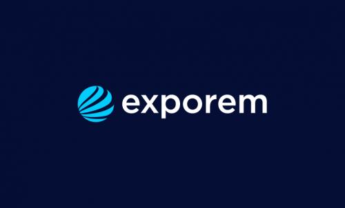 Exporem - Abstract domain name