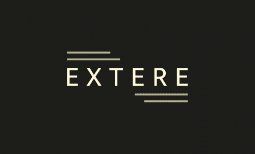 Extere - Brandable company name for sale