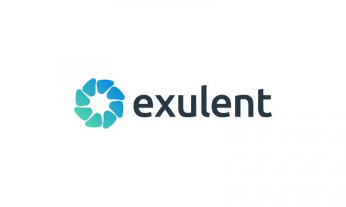 Exulent - Business startup name for sale