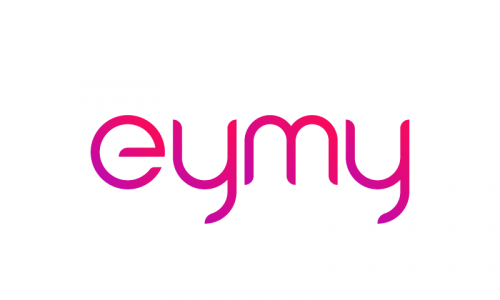 Eymy - Contemporary startup name for sale