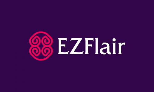 Ezflair - Retail domain name for sale