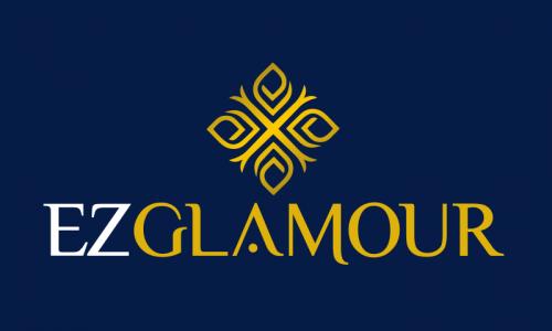 Ezglamour - Fashion startup name for sale