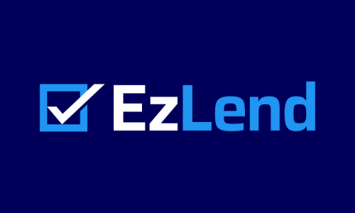 Ezlend - Loans brand name for sale