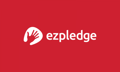 Ezpledge - Finance startup name for sale