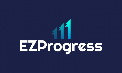 Ezprogress - Finance startup name for sale