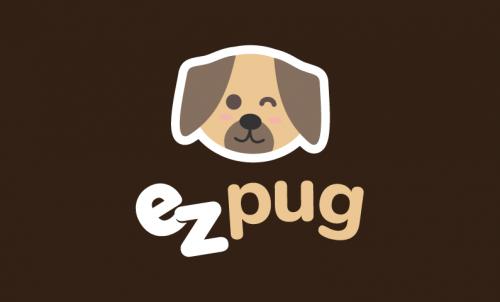 Ezpug - Retail domain name for sale
