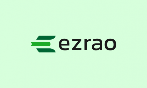 Ezrao - Corporate brand name for sale