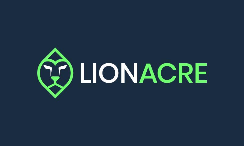 LionAcre logo