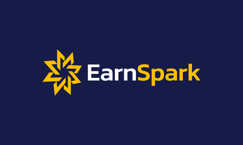 Earnspark - Potential company name for sale
