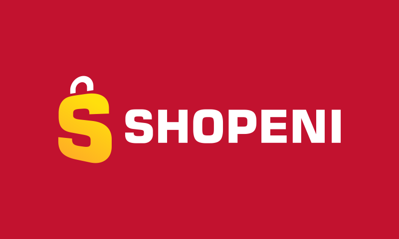 Shopeni - E-commerce product name for sale