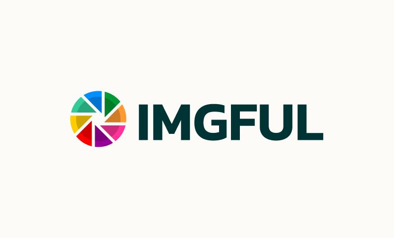 Imgful - Media company name for sale