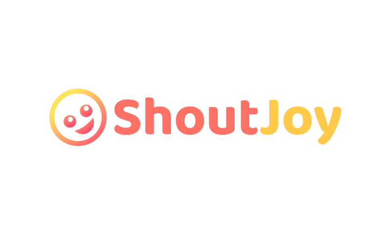 Shoutjoy - E-commerce company name for sale