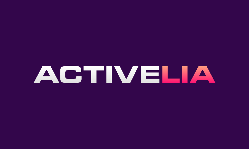 Activelia - Healthcare domain name for sale