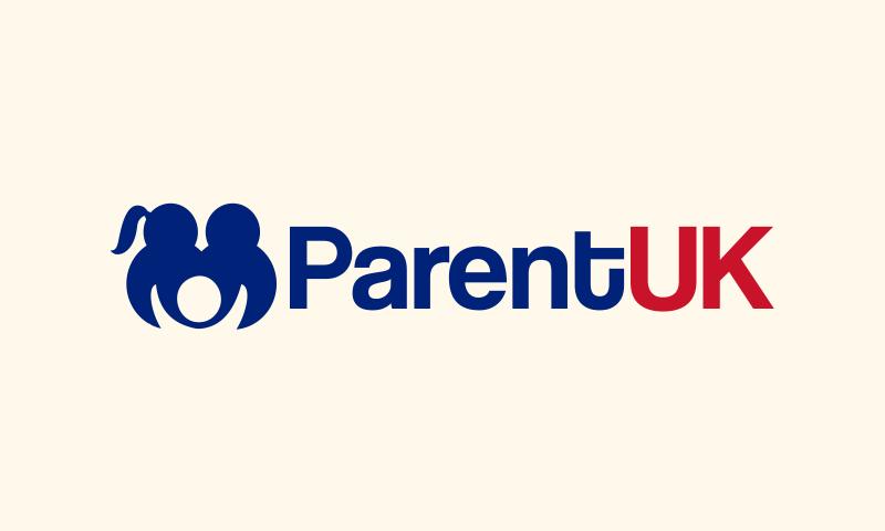 Parentuk - Social startup name for sale
