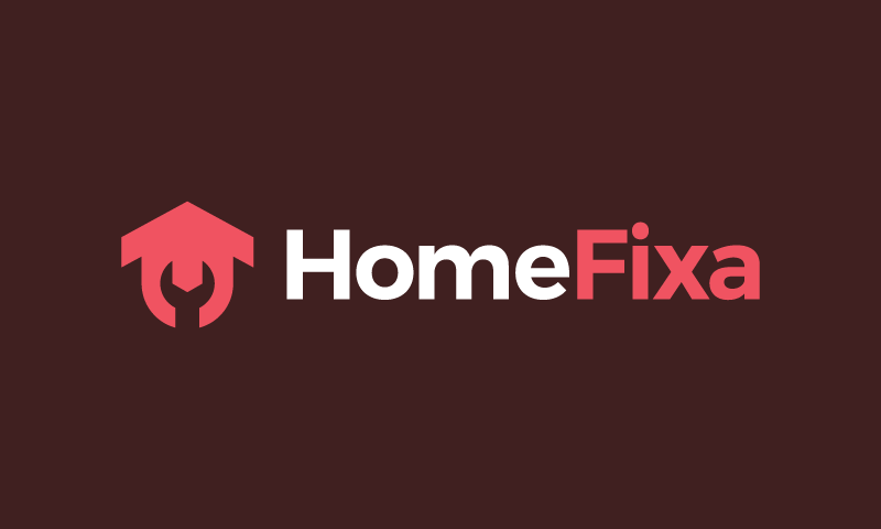 Homefixa - Smart home business name for sale
