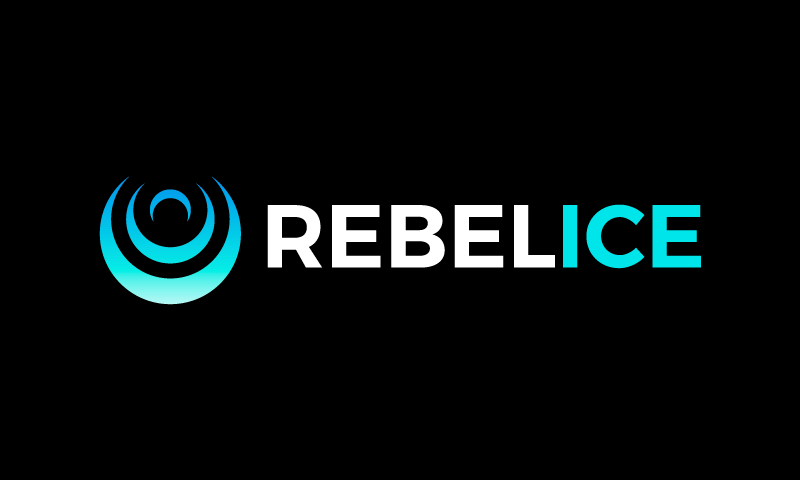 Rebelice - Contemporary company name for sale