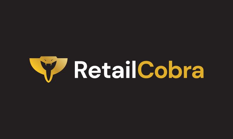Retailcobra - E-commerce business name for sale