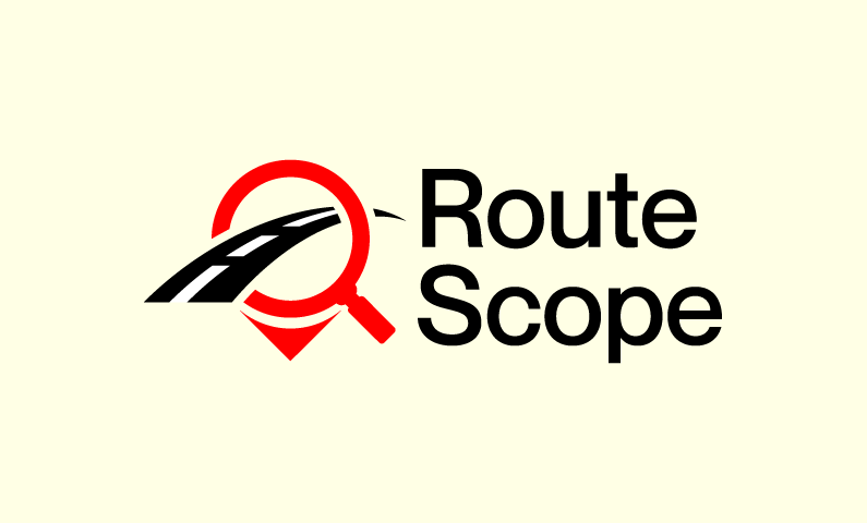 RouteScope logo