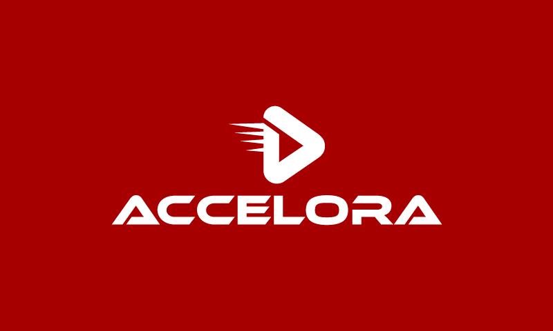 Accelora logo