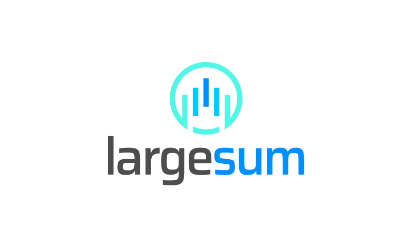 Largesum - Business domain name for sale