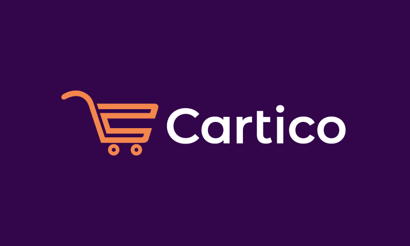 Cartico - E-commerce domain name for sale