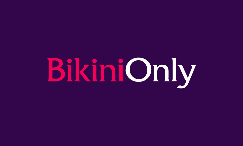 Bikinionly - Fitness brand name for sale