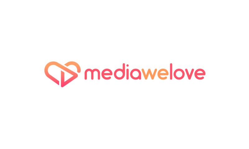 Mediawelove - Media brand name for sale