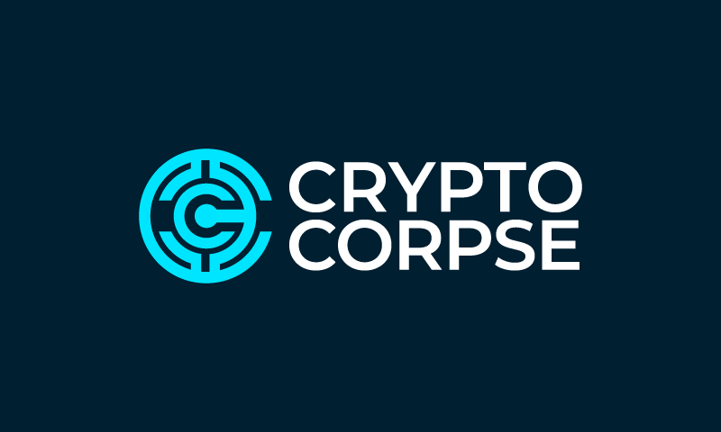 Cryptocorpse - Cryptocurrency brand name for sale