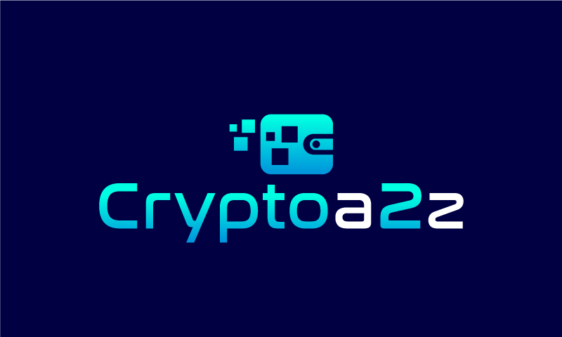 Cryptoa2z - Cryptocurrency company name for sale