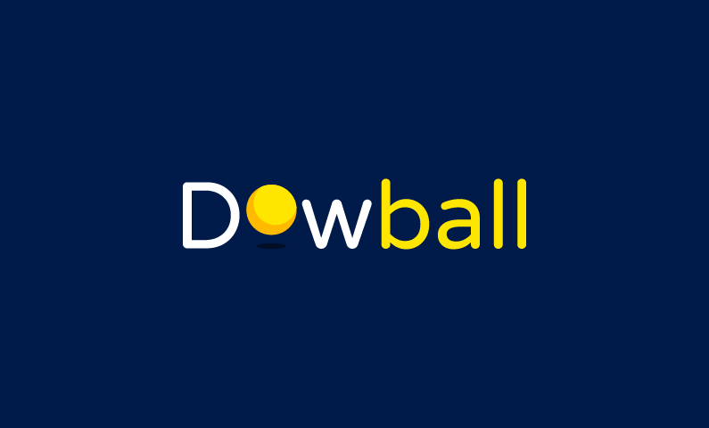 Dowball - E-commerce business name for sale