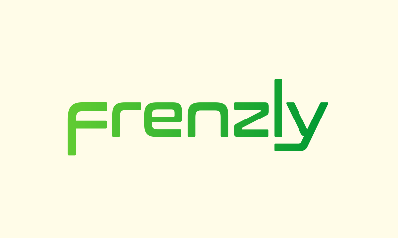 Frenzly - E-commerce domain name for sale