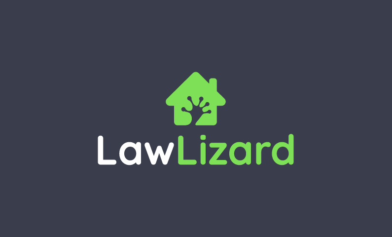 Lawlizard - Law domain name for sale