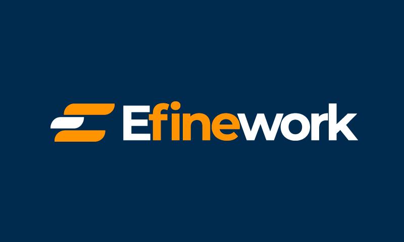 Efinework - Technology domain name for sale