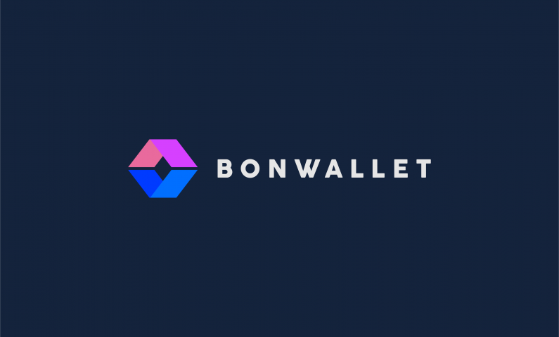 BonWallet logo - Great cryptocurrency domain