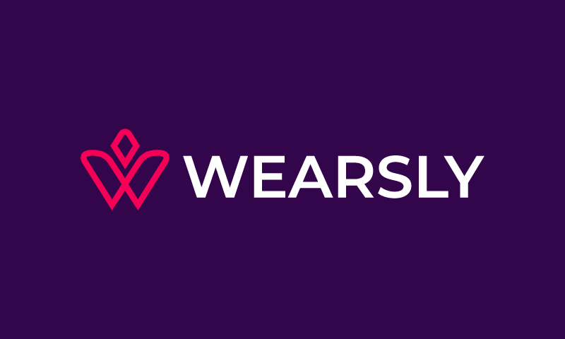 Wearsly - Retail product name for sale