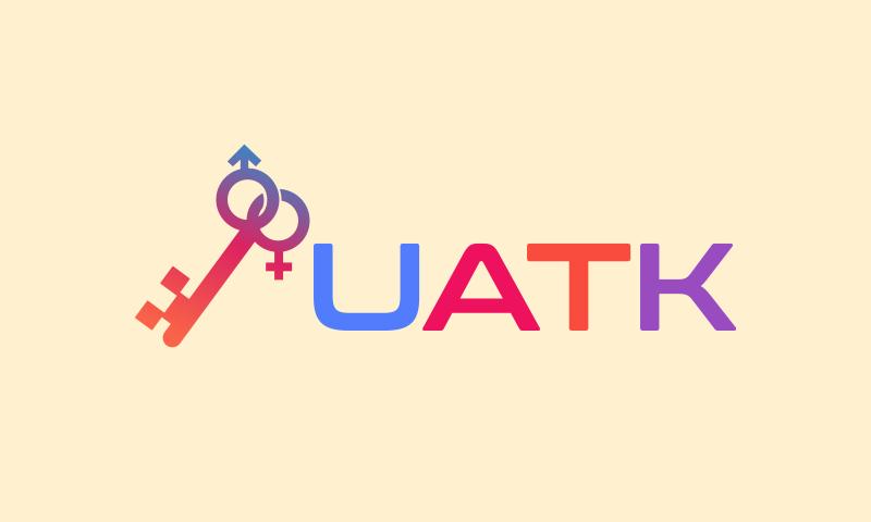 Uatk - Business domain name for sale
