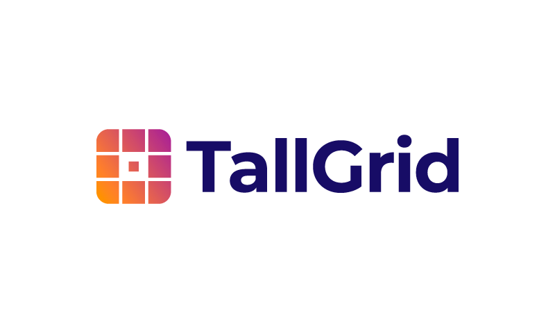 Tallgrid - Business startup name for sale