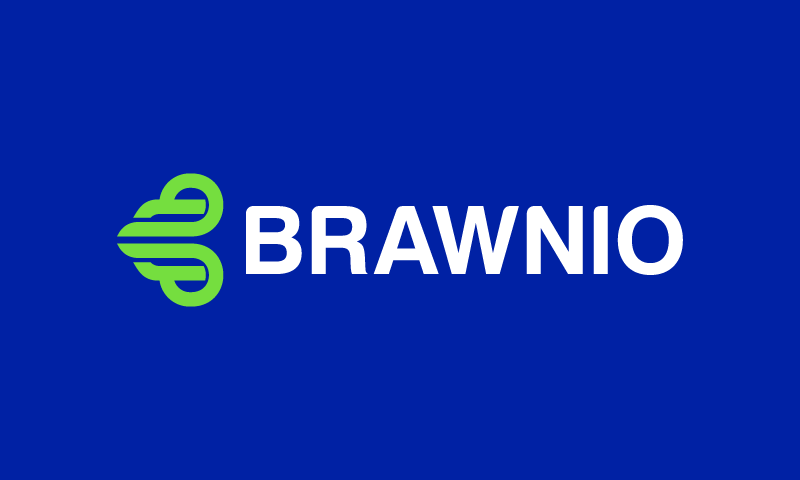 Brawnio - Fundraising business name for sale