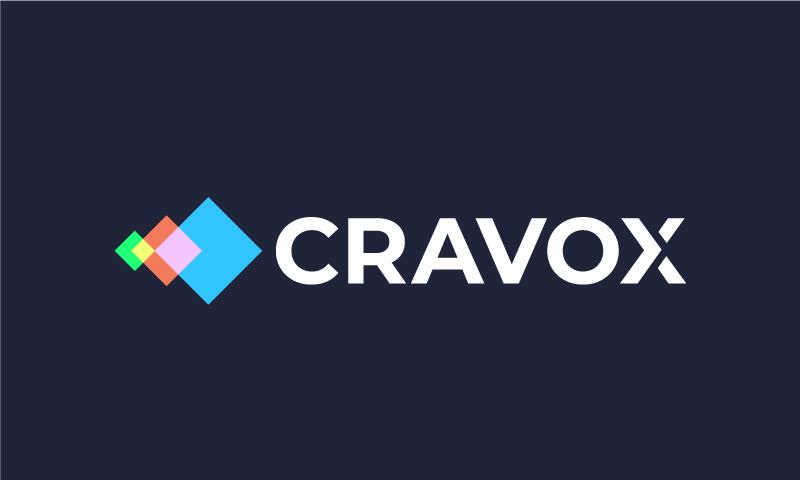 Cravox - Crafts domain name for sale