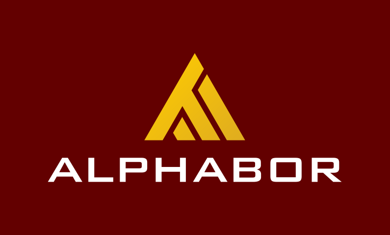 Alphabor - Technology company name for sale