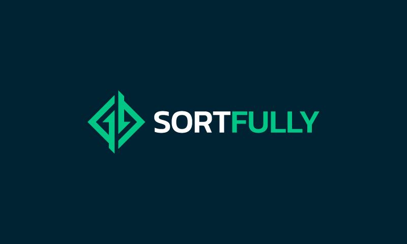 sortfully logo