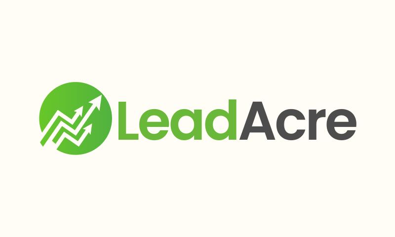 Leadacre - Finance company name for sale