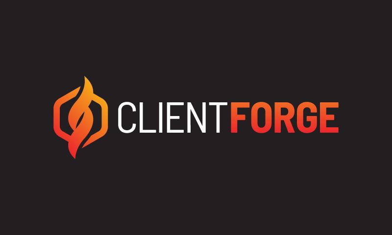 clientforge logo