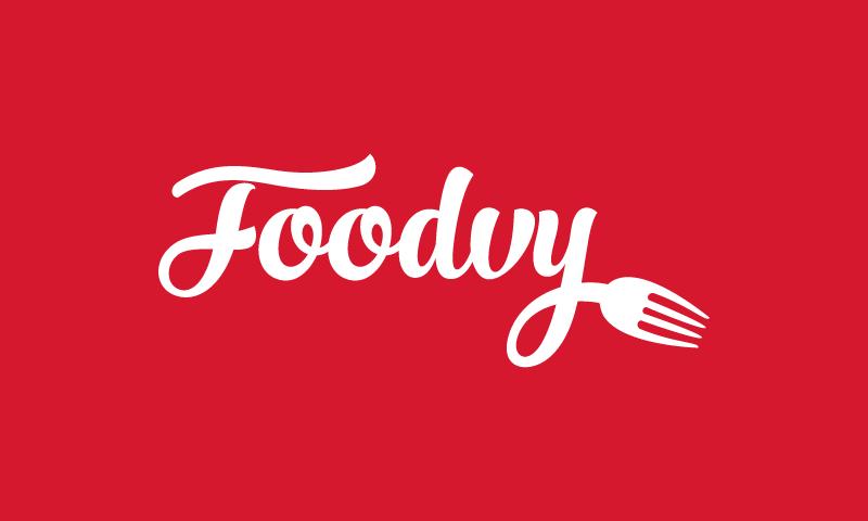 Foodvy logo
