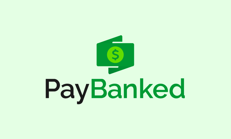Paybanked - Banking product name for sale