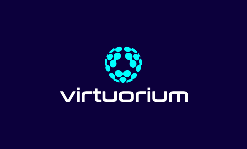 Virtuorium - Technology startup name for sale