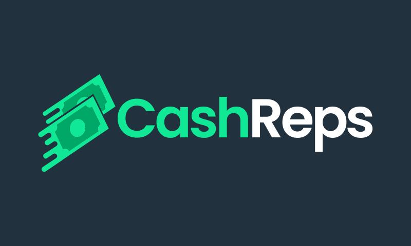 Cashreps - Finance company name for sale