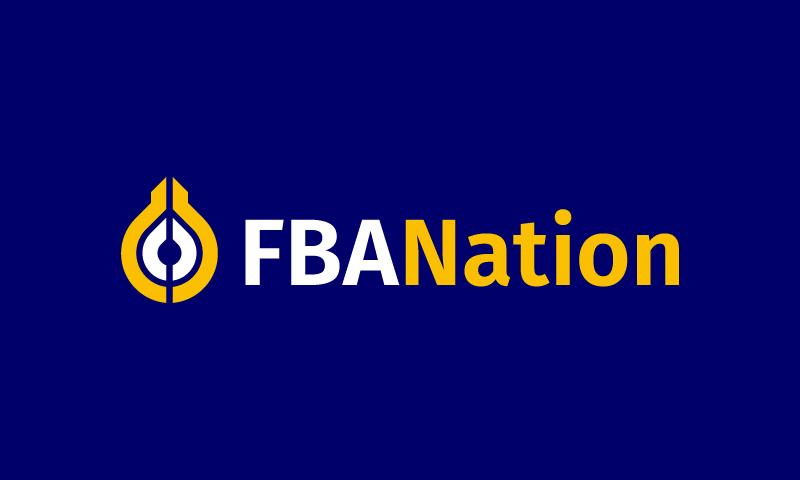 Fbanation - Technology company name for sale
