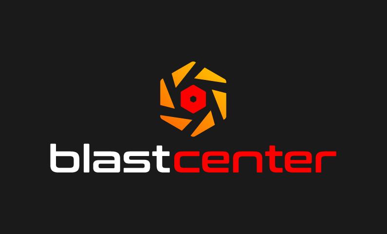 Blastcenter - Technology startup name for sale